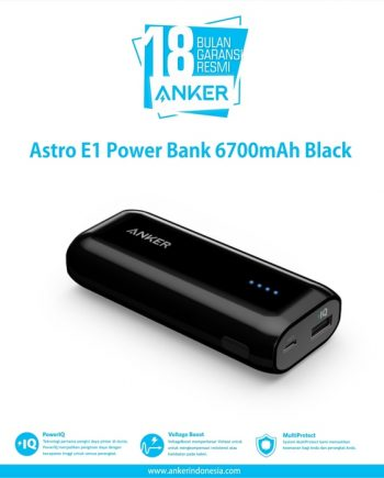 SKU : A1211013 Astro E1 with Upgraded Capacity The Candy-bar Sized Portable Charger
