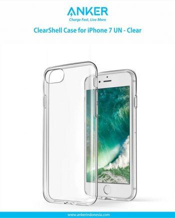 Didesain untuk iPhone 7 Anker ClearShell desain baru, dan salah satu dari casing pertama yang dibuat khusus untuk smartphone andalan Apple terbaru. Laser presisi tinggi dan hanya bahan premium yang melindungi iPhone 7 Anda.