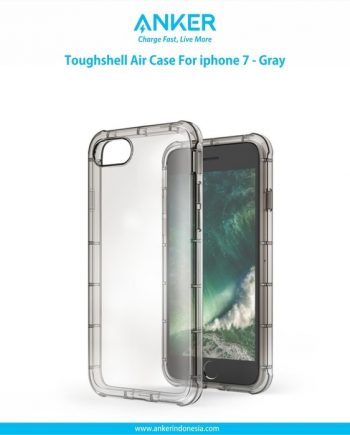 ToughShell Air untuk iPhone 7 The Tough, AirShock Case Disesuaikan untuk iPhone 7.