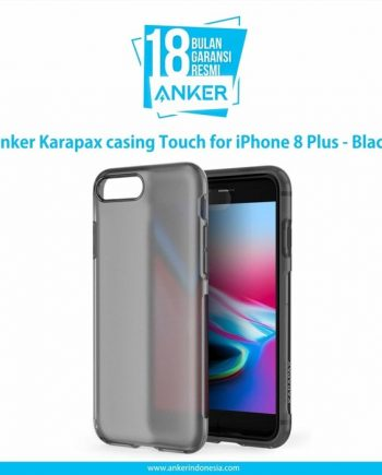 Anker Karapax casing Touch for iPhone 8 Plus Hitam A9003