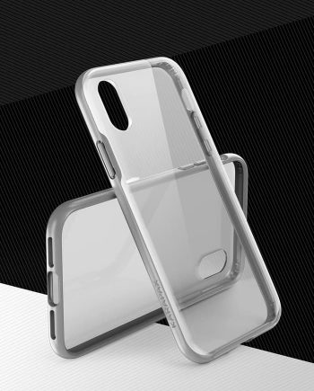 Anker Karapax casing Ice for iPhone X abu A9010HA1
